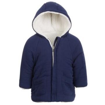 First Impressions Baby Boys Crepe Jacket, Created for Macy's