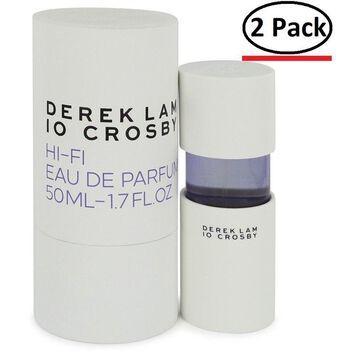 Derek Lam 10 Crosby Hifi by Derek Lam 10 Crosby Eau De Parfum Spray 1.7 oz for Women (Package of 2)