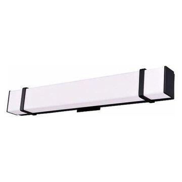 Vaxcel Lighting W0238 Noah 1 Light LED Bath Bar