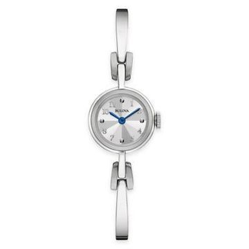 Bulova Classic Ladies' 20mm Bangle Bracelet Watch in Stainless Steel