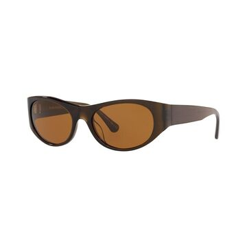 Oliver Peoples Men's Exton 55Mm Sunglasses