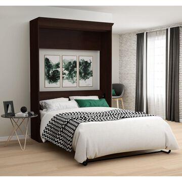 Bestar Novello Veneer Full Wall bed