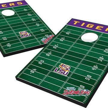 Wild Sports 2' x 3' LSU Tigers Tailgate Bean Bag Toss