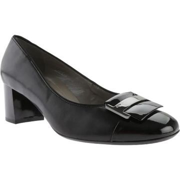 ara Women's Luna 36632 Black Leather/Patent