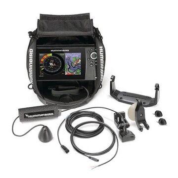 Humminbird ICE Helix 7 Chirp GPS G3N All Season Fishfinder 411210-1