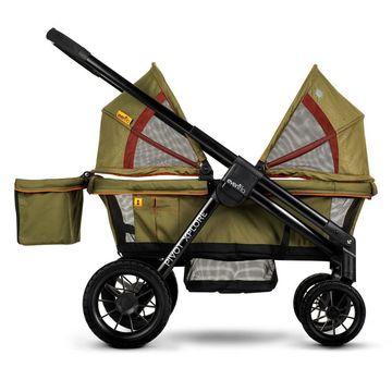 Evenflo Pivot Xplore All-Terrain Double Stroller Wagon -