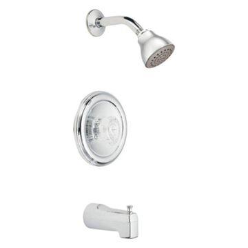 Moen Chateau Chrome Posi-Temp Tub/Shower