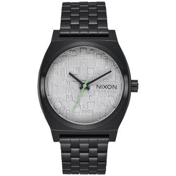 Time Teller Stainless Steel Bracelet Watch 37mm A045SW