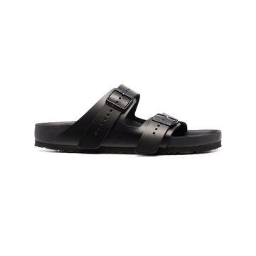 Birkenstock Arizona Sandals In Black Leather