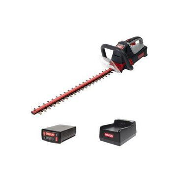 Oregon 40V MAX HT250 Hedge Trimmer Kit with 2.4/2.6 Ah Battery Pack