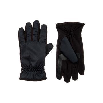 isotoner Matrix Nylon Gloves
