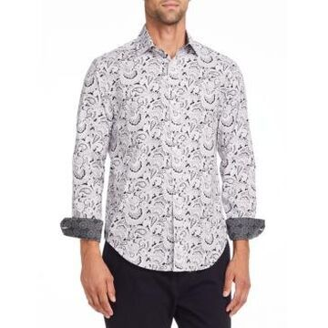 Tallia Men's Paisley Shirt
