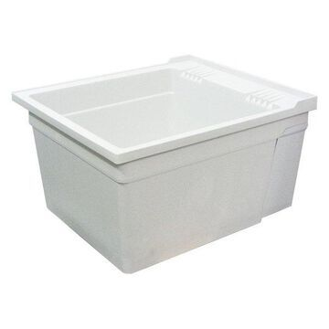 Transolid, Utility Sink, 22.38