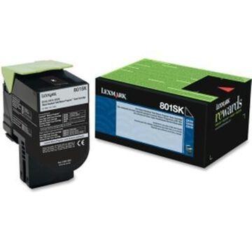 Lexmark Unison 801SK Toner Cartridge
