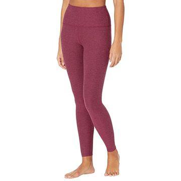 Beyond Yoga Spacedye High Waisted Midi Leggings Women's Casual Pants