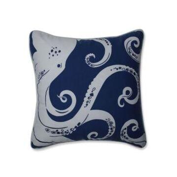 Pillow Perfect Ollie Octopus Throw Pillow