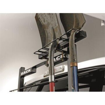 BACKRACK 41005 LANDSCAPE TOOL ATTACHMENT, CLAMP ON, UNIVERSAL FOR ALL RACKS, 5 TOOL MINI