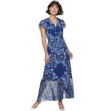 Women's Apt. 9 Ruffle Wrap Dress