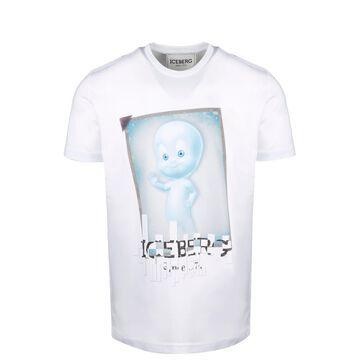Iceberg Casper Print T-shirt