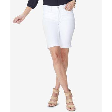 Briella Denim Bermuda Shorts