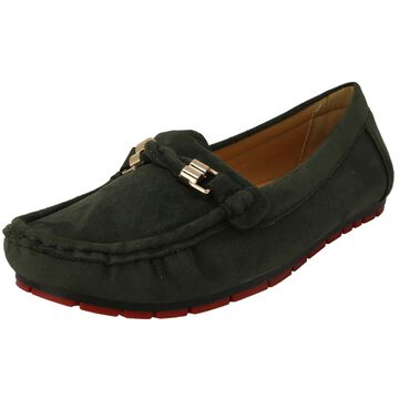 Spring Step Women's Ranchera Suede Slip-On Shoes
