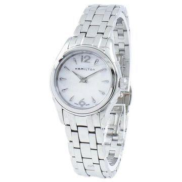 Hamilton Women's H32261197 'Jazzmaster' Diamond Stainless Steel Watch