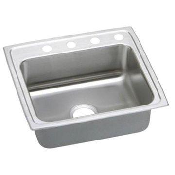 Elkay LRAD2219502 Single Bowl Lusterstone Sink