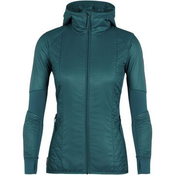 Icebreaker Helix Full-Zip Hooded Jacket - Women's