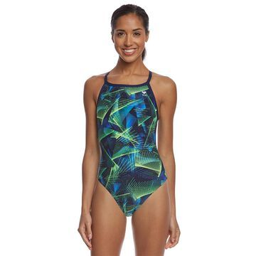 TYR Women's Axis Diamondfit One Piece Swimsuit