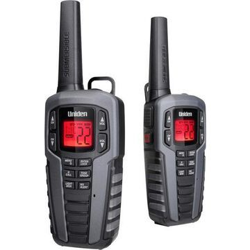 ''Uniden - 37-Mile, 22-Channel FRS/GMRS 2-Way Radios (Pair)''