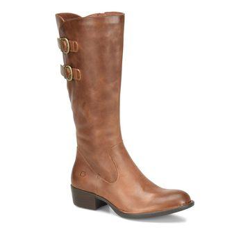 Born Silvio Leather Comfort Riding Boot