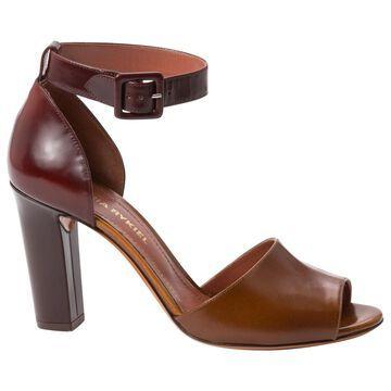 Sonia Rykiel Brown Leather Sandals