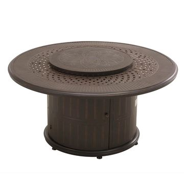 Sunjoy Metal Fire Table