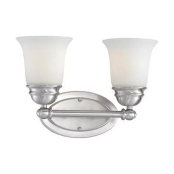 Thomas Lighting Bella - Two Light Bath Bar