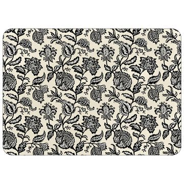 Bungalow Flooring Jacobean Floral Comfort Mat - 22