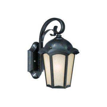 Vaxcel Lighting Chloe 3 Light Outdoor Wall Sconce