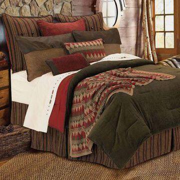 HiEnd Accents Wilderness Ridge Bedding Set