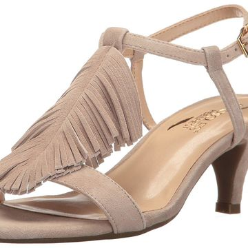 Aerosoles Womens Charade Leather Open Toe Casual