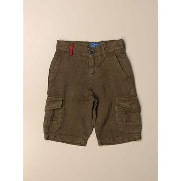 Fay cargo shorts with america pockets