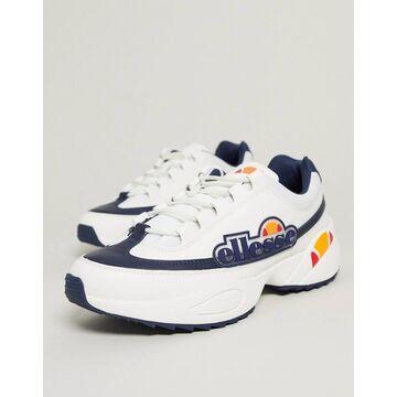 Ellesse sparta sneakers in white