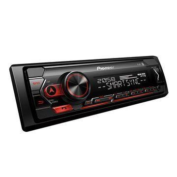 Pioneer MVH-S320BT 1-DIN In-Dash Bluetooth Smart Sync App Digital Media Receiver