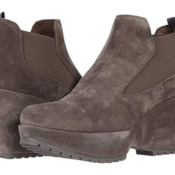 Pedro Garcia Fiala (Slate Velour) Women's Shoes