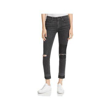 Derek Lam 10 Crosby Womens Devi Skinny Jeans Denim Mid-Rise