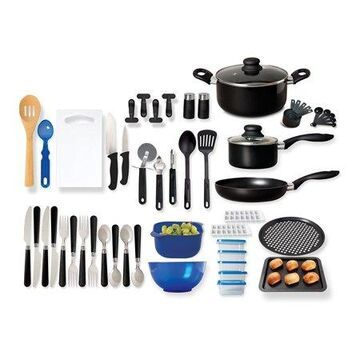 Gibson Home Total Kitchen 59 Pc. Cookware Set