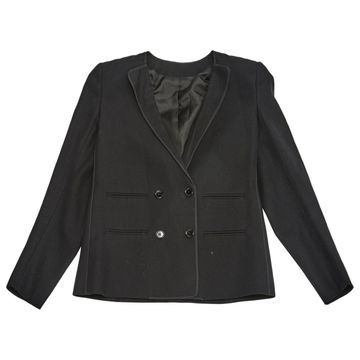The Kooples Black Cotton Jackets