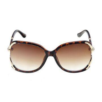 Mixit Large Square Womens Sunglasses