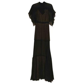 Temperley London \N Black Lace Dresses