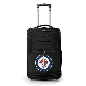 NHL Winnipeg Jets 21-Inch Carry On Spinner