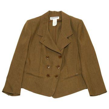 Sonia Rykiel \N Brown Linen Jackets