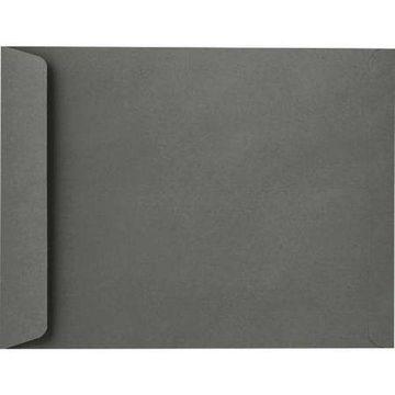 9 x 12 Open End Envelopes - Smoke (500 Qty.)